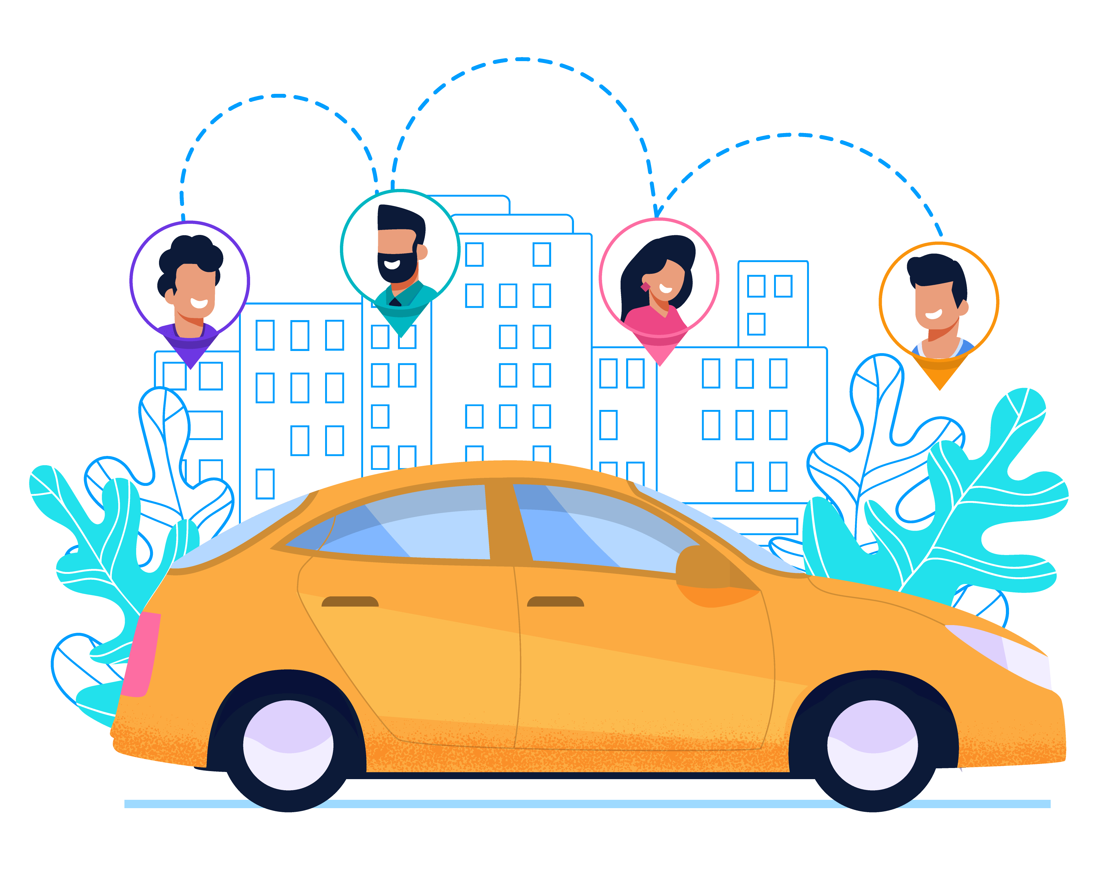 Personalized Carpooling Solution